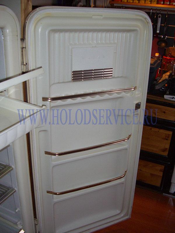схема холодильник зил москва